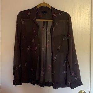 5/$10!!! 👍 Gap blouse small